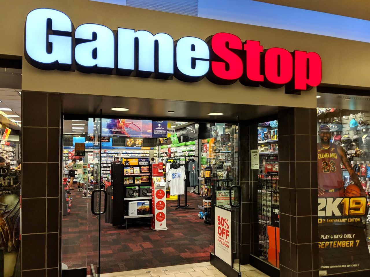 The Justice Department Is Looking Into GameStop's Stock Fiasco