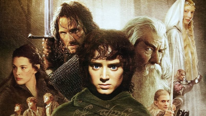 Lord of the Rings Trilogy Remastered To Release In IMAX