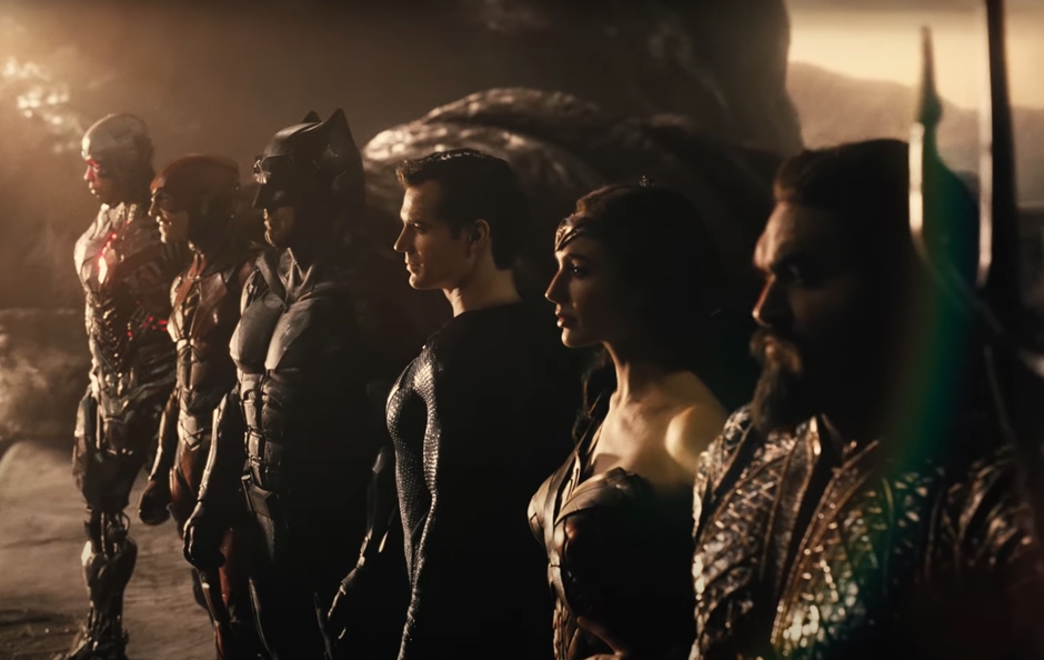 Zack Snyder's Justice League Temporarily Available On HBO Max A Week Early