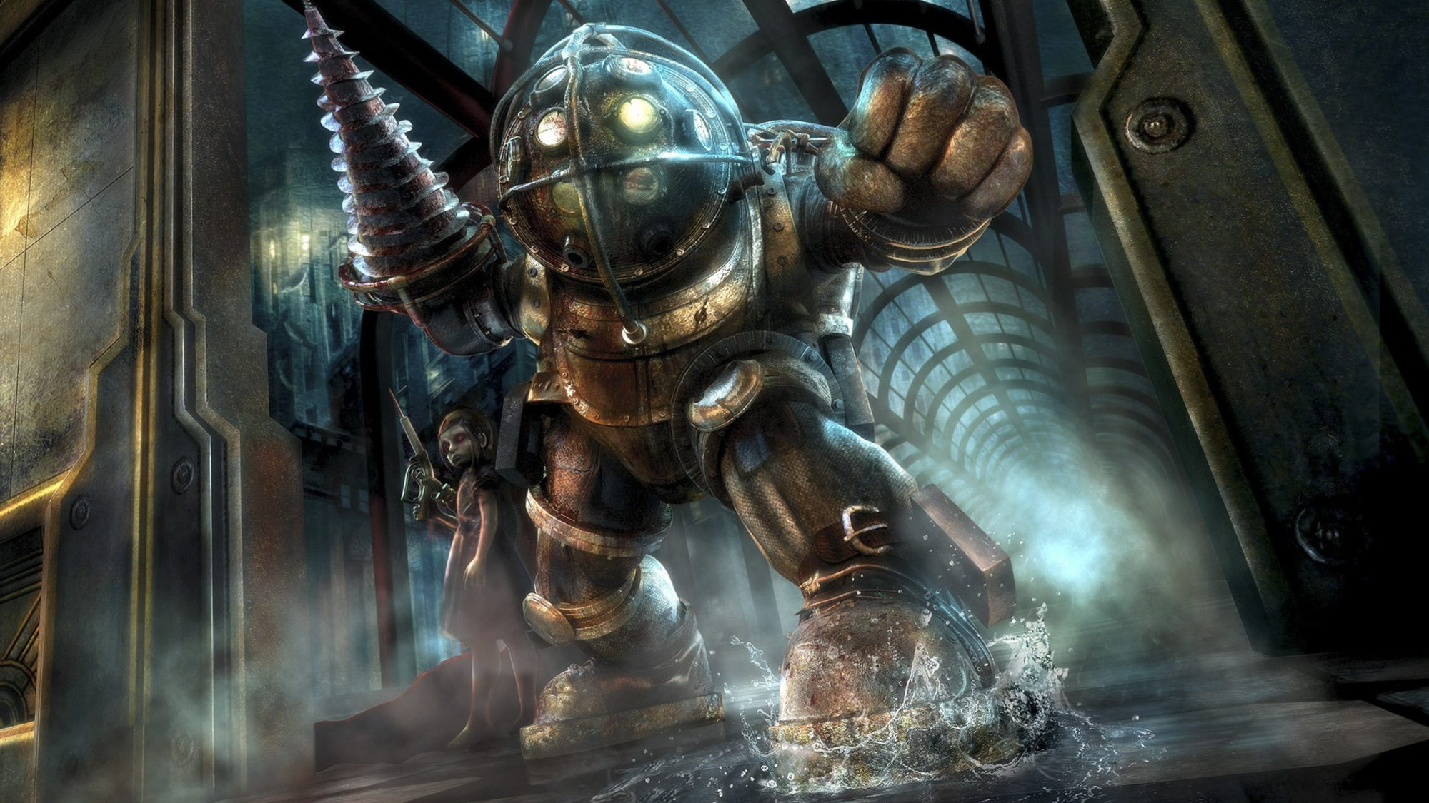 'BioShock 4' will reportedly feature an open-world setting