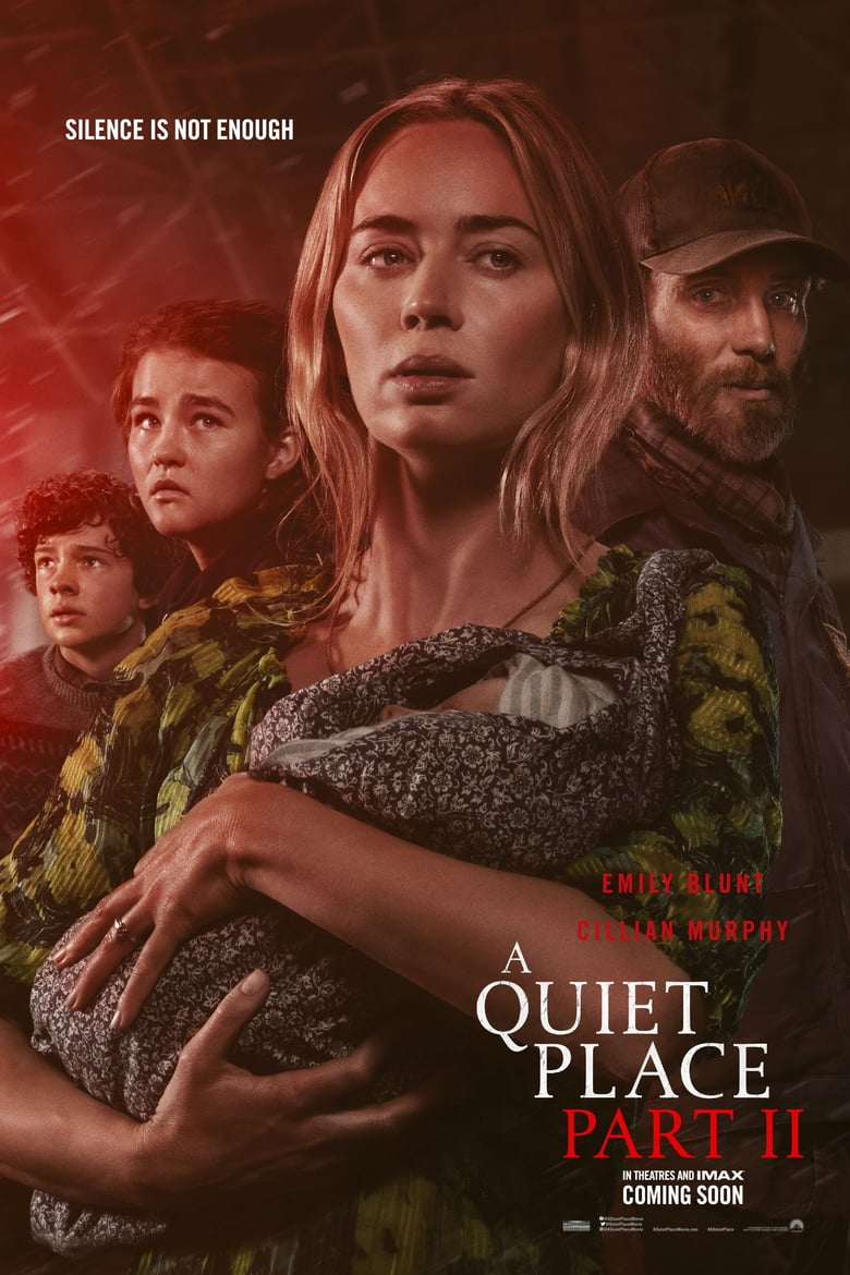 A Quiet Place 2 - Movie Poster