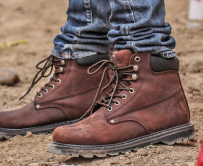 Work Boots for Construction