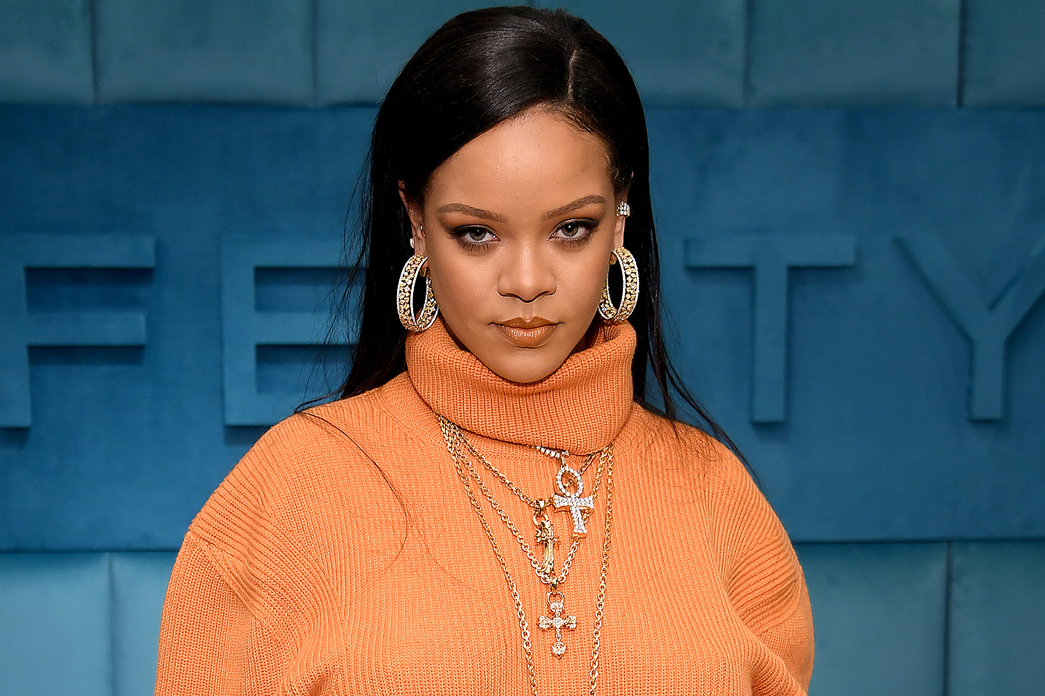 Rihanna Celebrates Her Fenty Perfume Selling Out Hours After Launch with Caviar in Bed